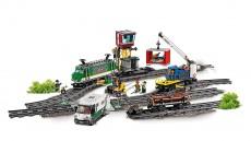 Tren marfar (60198) - LEGO City