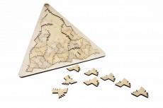 Puzzle geometric - Triunghi