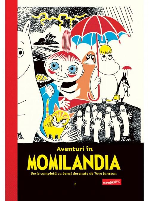 Aventuri în Momilandia - Tove Jansson