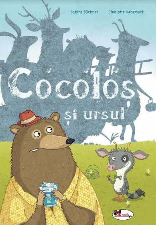 Cocoloş şi ursul - Sabine Büchner, Charlotte Habersack
