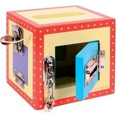 Cutie Senzorială cu 1 compartiment