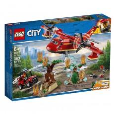 Avionul pompierilor (60217) - LEGO City