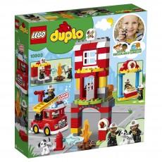 Statie de pompieri (10903) - LEGO DUPLO