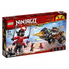 Foreza de pamant a lui Cole (70669) - LEGO Ninjago