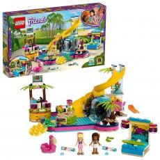 Petrecerea la piscina a Andreei  (41374) - LEGO Friends