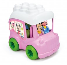Clemmy - Autobuz Minnie Cu Cuburi