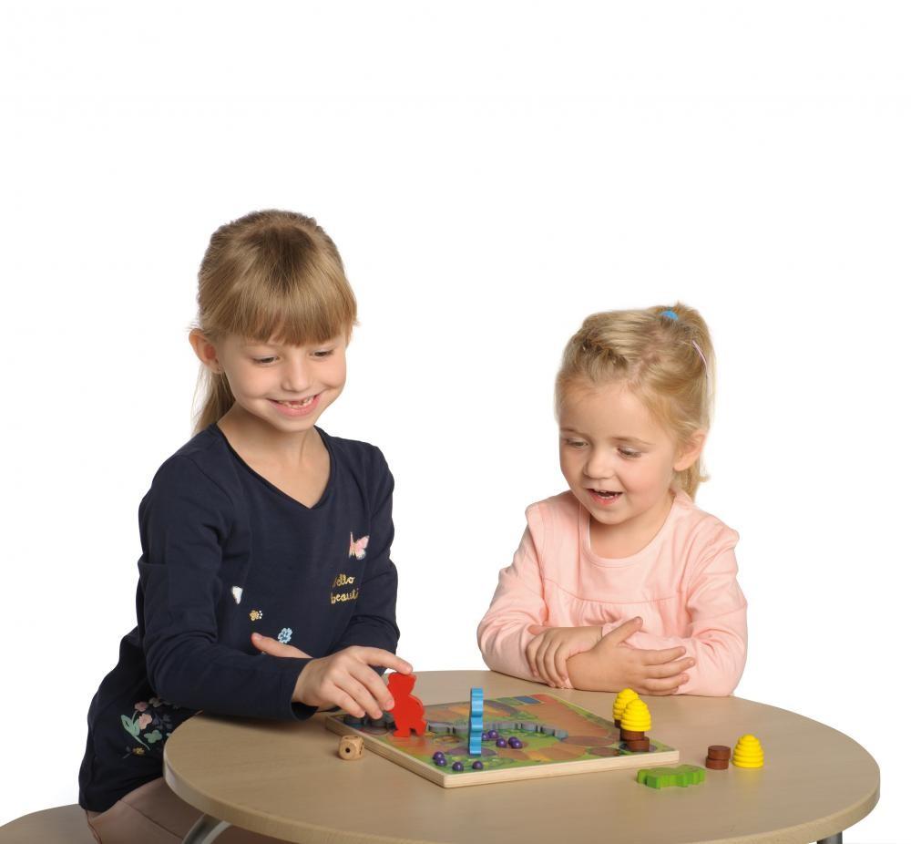 Ursuletii de pregatesc de hibernare - joc gandire strategica pentru copii - Erzi Germania 5