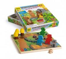 Ursuleţii se pregătesc de hibernare - joc strategie copii