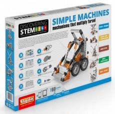 Engino Discovering STEM - Maşinării simple - Multiplicarea forţei