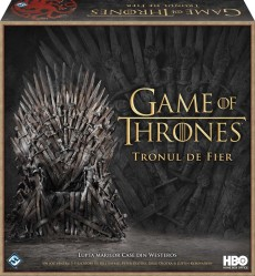 A Game of Thrones - Tronul de Fier