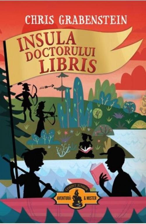Insula doctorului Libris - de Chris Grabenstein