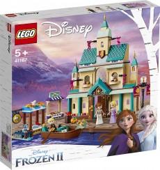 Castelul Arendelle - LEGO Disney Frozen II (41167)