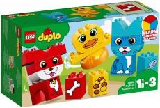 Primele mele animalute - LEGO DUPLO (10858)
