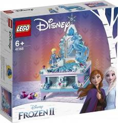 Cutia de bijuterii a Elsei - LEGO Disney Frozen II (41168)