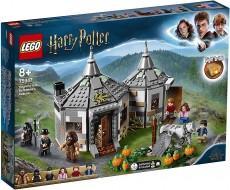 Coliba lui Hagrid Eliberarea lui Buckbeak (75947) - LEGO Harry Potter