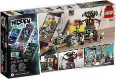 Misterul din cimitir (70420) - LEGO Hidden Side