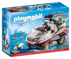 Camion amfibiu - PLAYMOBIL City Action - PM9364