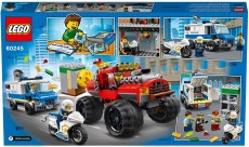 Furtul cu Monster Truck (60245) - LEGO City
