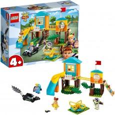 Aventura lui Buzz si Bo Peep pe terenul de joaca (10768) - LEGO Disney Toy Story 4