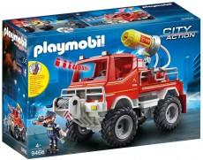 Camion De Pompieri - PLAYMOBIL City Action - PM9466