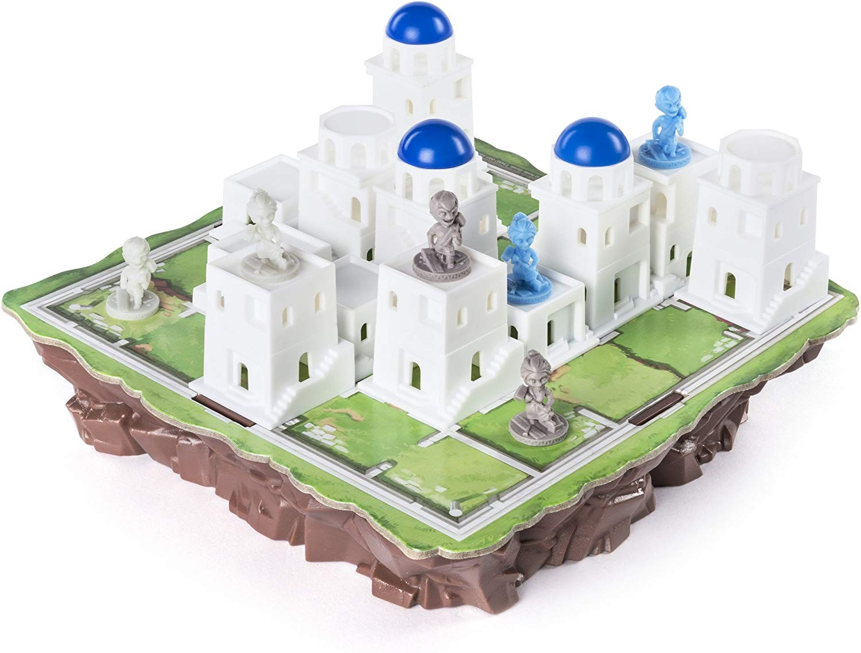 Santorini - joc boardgame copii - Spinmaster - Roxley 2
