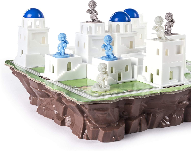 Santorini - joc boardgame copii - Spinmaster - Roxley 3