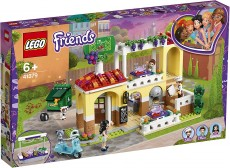 Restaurantul din orasul Hearlake (41379) - LEGO Friends