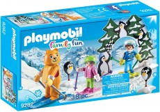 Lectii De Ski - PLAYMOBIL Family Fun - PM9062
