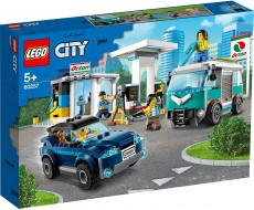 Statie de service (60257) - LEGO City