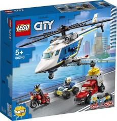 Urmarire cu elicopterul politiei (60243) - LEGO City