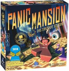 Panic Mansion - Panică la conac
