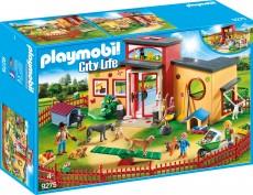 Hotelul Animalutelor - PLAYMOBIL City Life - PM9275