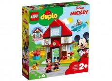 Casa de vacanta a lui Mickey - LEGO DUPLO  (10889)