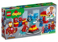 Laboratorul Super Eroilor - LEGO DUPLO (10921)