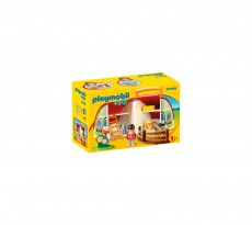 Set mobiL ferma - PLAYMOBIL 1.2.3. - PM70180
