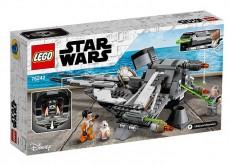 TIE Interceptor Asul negru (75242) - LEGO Star Wars