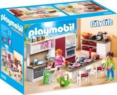 Bucătărie - PLAYMOBIL City Life - PM9269