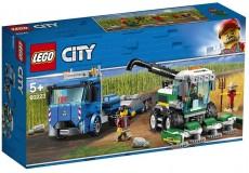 Transportor de seceratoare - LEGO City (60223)