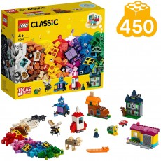 Ferestre de creativitate (11004) - LEGO Classic