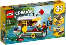 Casuta din barca (31093) - LEGO Creator