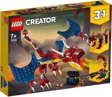 Dragon de foc (31102) - LEGO Creator