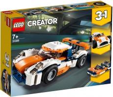Masina de curse Sunset (31089) - LEGO Creator
