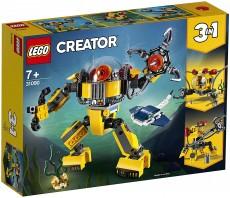 Robot subacvatic (31090) - LEGO Creator