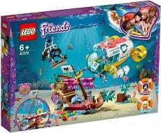 Misiunea de salvare a delfinilor - LEGO Friends (41378)