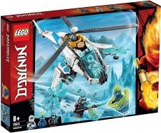 Shuricopter (70673) - LEGO Ninjago