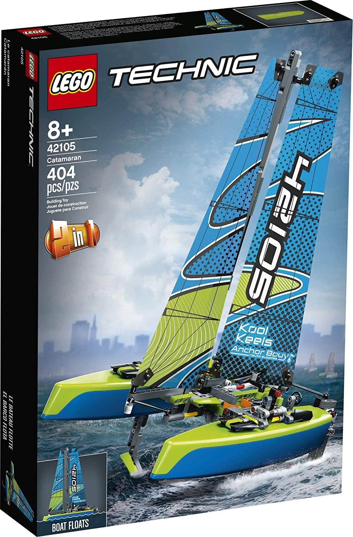 LEGO_Technic_Catamaran_LEGO_42105_1