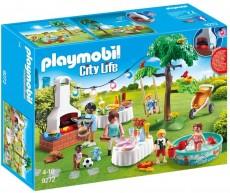 Petrecere In Gradina - PLAYMOBIL City Life - PM9272