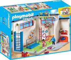 Sala De Sport - PLAYMOBIL City Life - PM9454