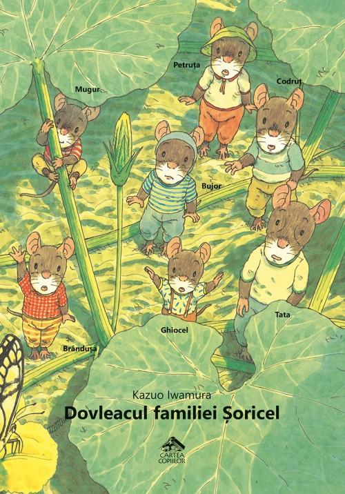 Dovleacul familiei Șoricel de Kazuo Iwamura