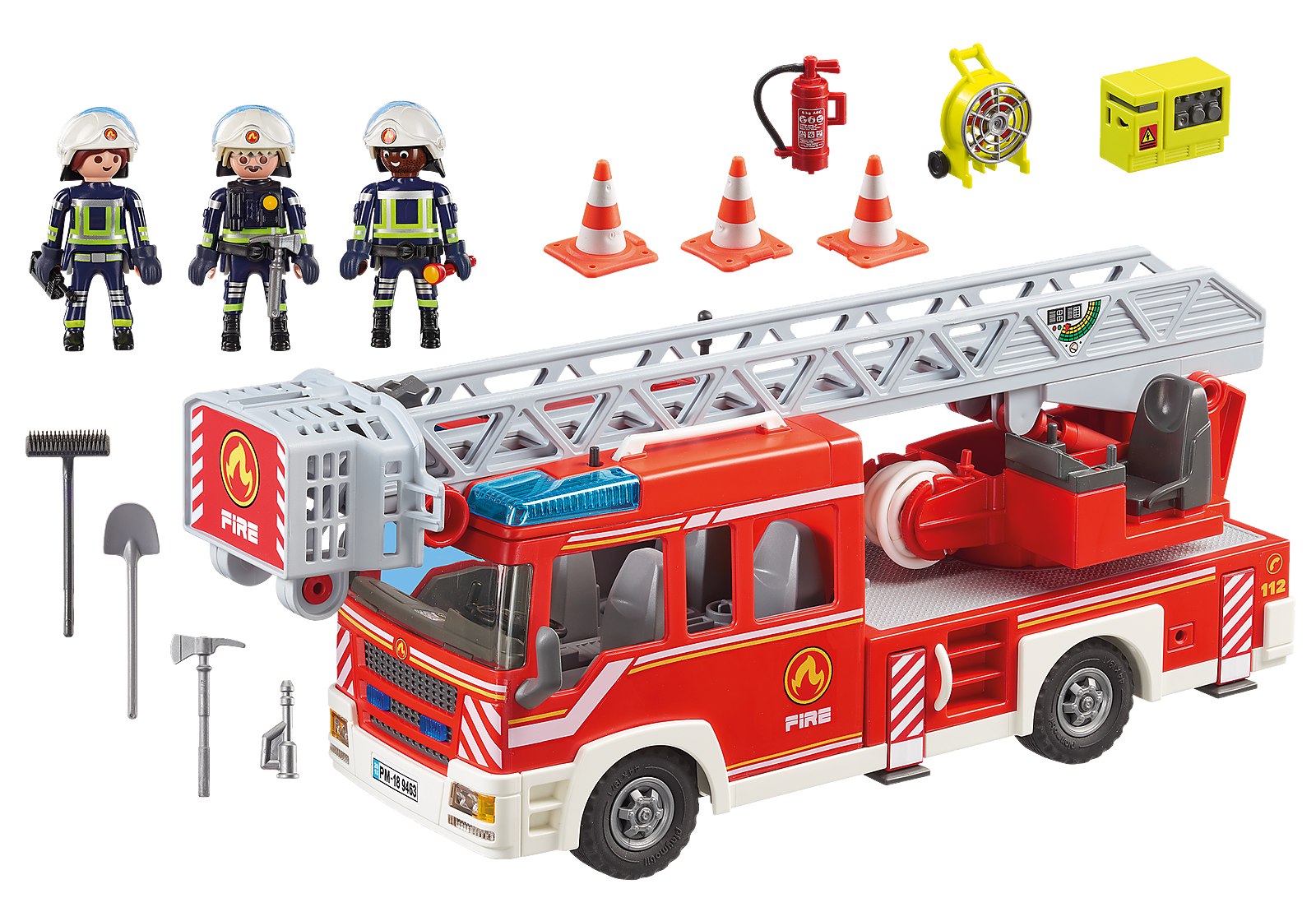 PLAYMOBIL_City_Action_Masina_de_pompieri_cu_scara_PM9463_2